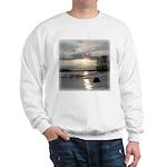 Winter Sunset 0004 Sweatshirt