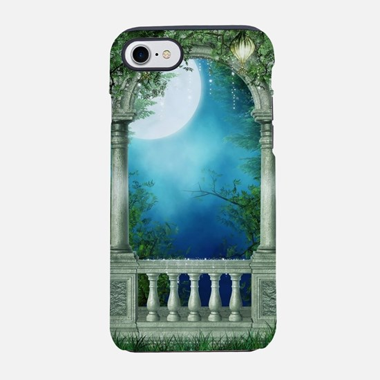 Summer Night Balcony iPhone 7 Tough Case