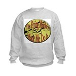 Flying Monkeys Children's Sweatshirt