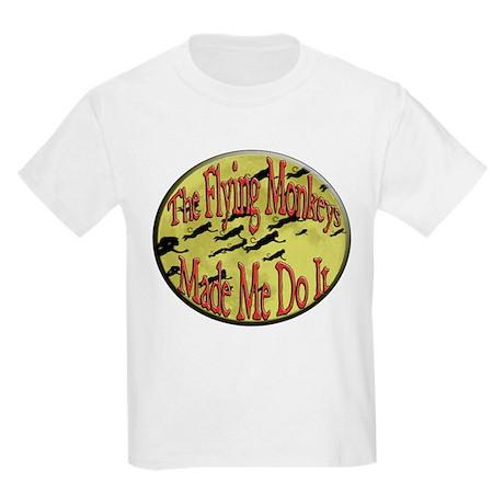 Flying Monkeys Children's T-Shirt