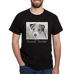 Russell Terrier Rough Dark T-Shirt