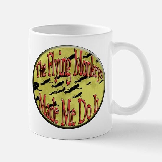 Flying Monkeys Coffee Cup