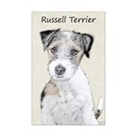 Russell Terrier Rough Mini Poster Print