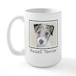Russell Terrier Rough 15 oz Ceramic Large Mug