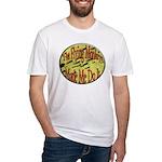 Flying Monkeys Fitted T-Shirt