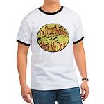 Flying Monkeys Ringer T-Shirt
