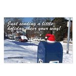Holiday Cheer Postcards (Package of 8)