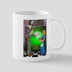 SteamPunk Alice Version 1 Mug