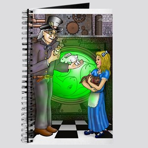 SteamPunk Alice Version 1 Journal