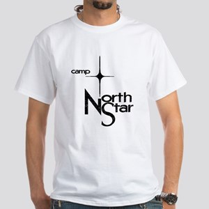 Camp North Star White T-Shirt