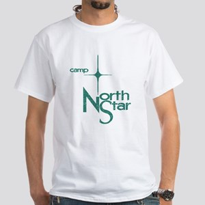 Camp North Star White T-Shirt