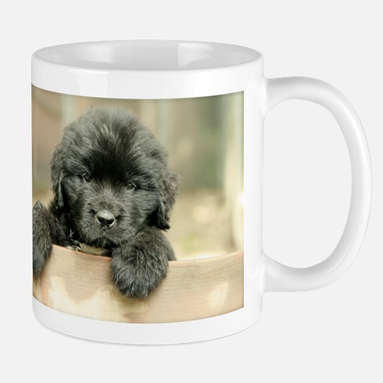 Big Black Dog Mug