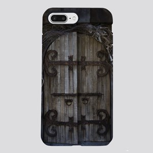 Gothic Spooky Door iPhone 7 Plus Tough Case