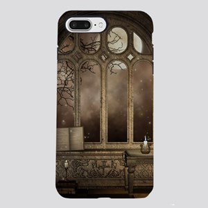 Gothic Library Window iPhone 7 Plus Tough Case