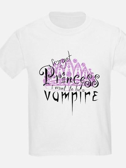 Princess to Vampire T-Shirt
