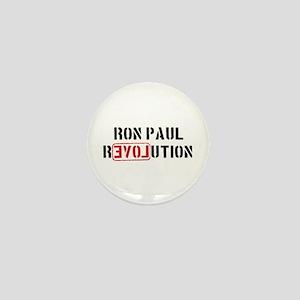 Ron Paul Revolution Mini Button