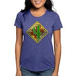 C4w Women's Color T-Shirt