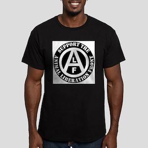 Vegetarian Vegan Support Animal Liberation T-Shirt