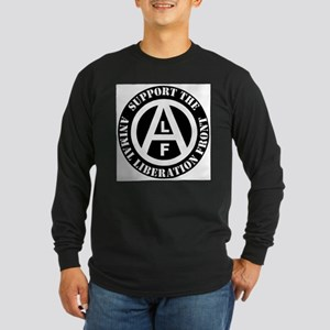 Vegetarian Vegan Support Anima Long Sleeve T-Shirt