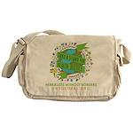 HWB Take a Stand Messenger Bag