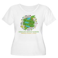 HWB Take a Stand Plus Size T-Shirt