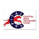 CDTC Logo Rectangle Car Magnet