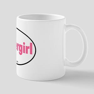 Ruggergirl Women's Rugby Mug