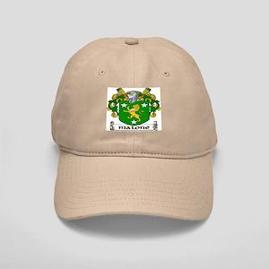 Malone Coat of Arms Baseball Cap
