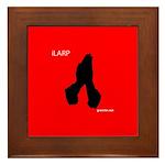 iLARP Framed Tile