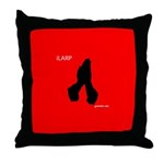 iLARP Throw Pillow