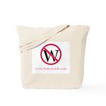 No W Tote Bag