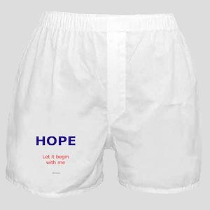 PeaceAndHope Boxer Shorts