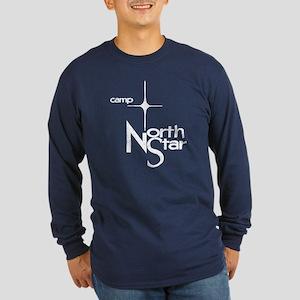 Camp North Star Long Sleeve Dark T-Shirt