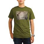 Vincent Organic Men's T-Shirt (dark)