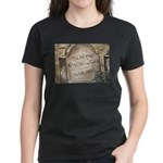 Vincent Women's Dark T-Shirt