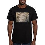 Vincent Men's Fitted T-Shirt (dark)