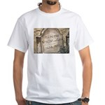 Vincent White T-Shirt