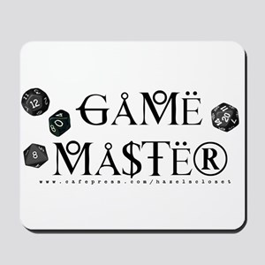 Game Master Mousepad