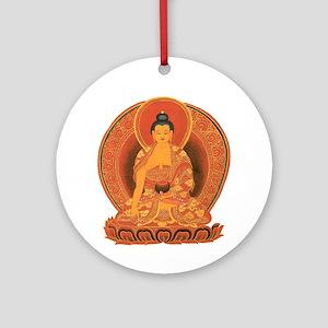 Buddha Ornament (Round)
