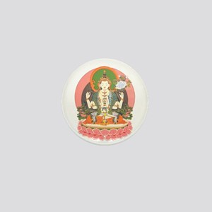 Chenrezig/Avalokiteshvara Mini Button