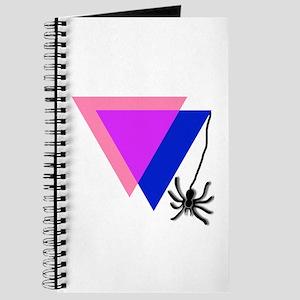 Bi Triangle Spider Journal