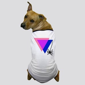 Bi Triangle Spider Dog T-Shirt