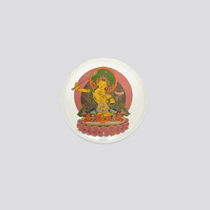 Manjushri Mini Button
