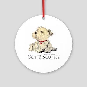 Got Biscuits? Ornament (Round)