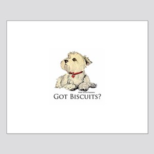 Got Biscuits? Small Poster