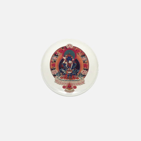 Vajradhara Mini Button