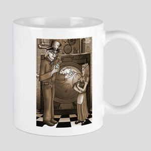 SteamPunk Alice Version3 Anti Mug