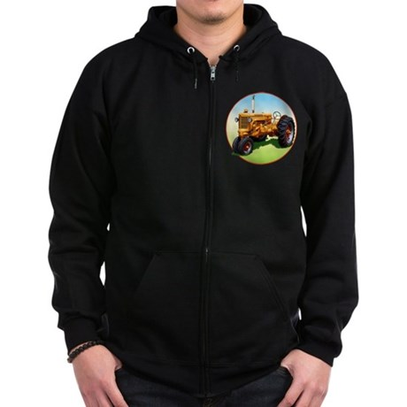 The Heartland Classic U Zip Hoodie (dark)