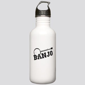 Bluegrass Banjo Stainless Water Bottle 1.0L
