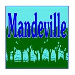 MandevilleTile Coaster